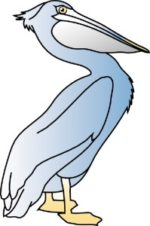 The Blue Pelican